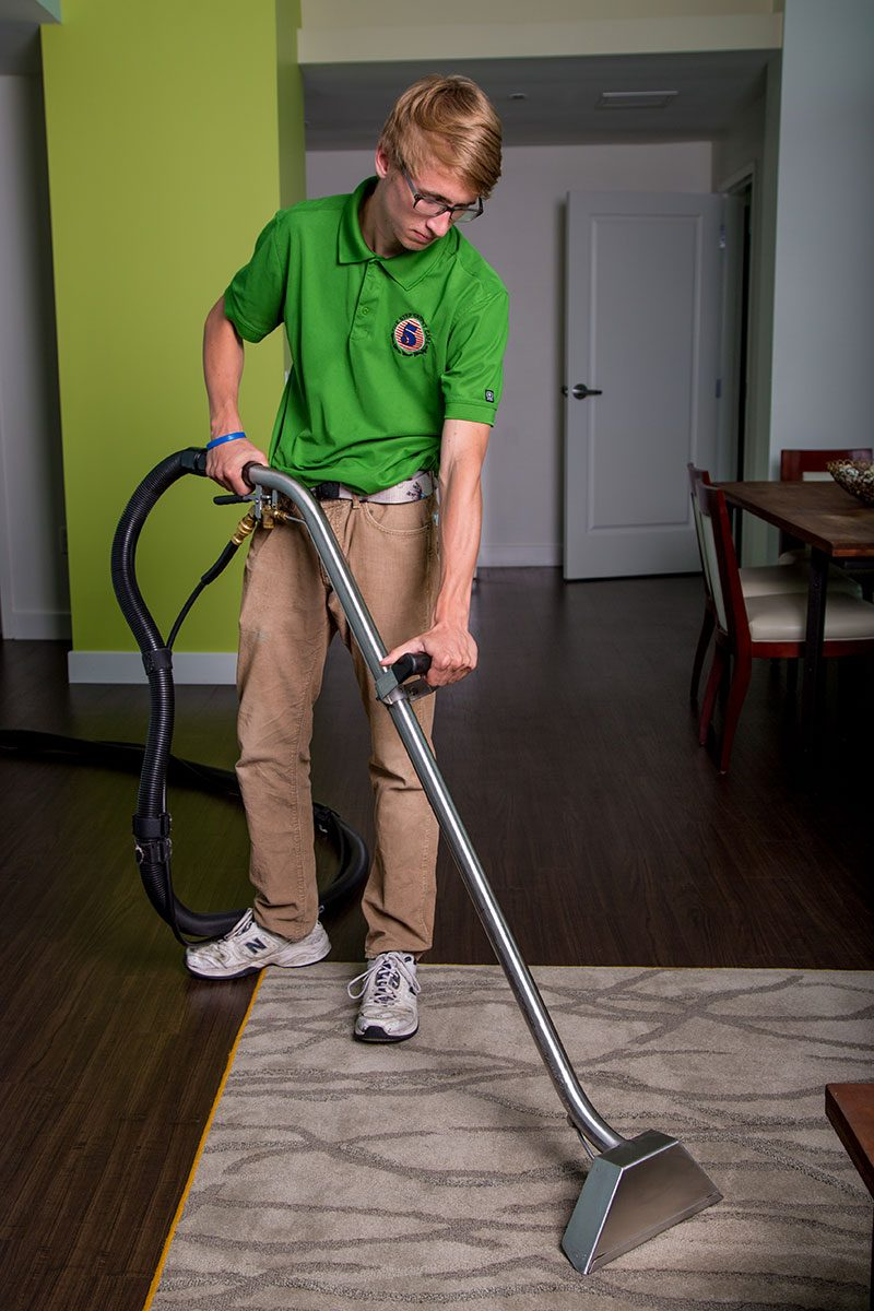 Asheville Rug Cleaners | Five Step Carpet Care