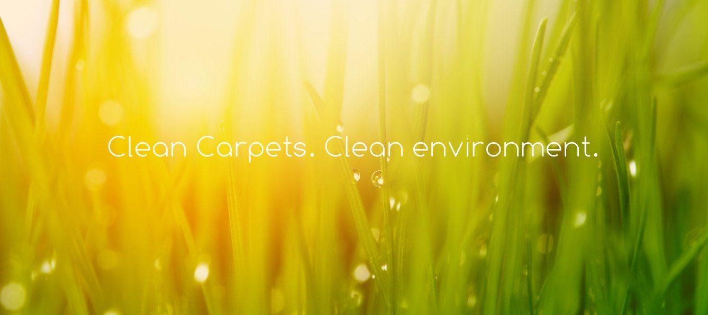 clean carpets banner