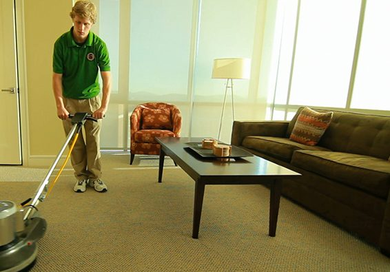 carpet cleaning checklist