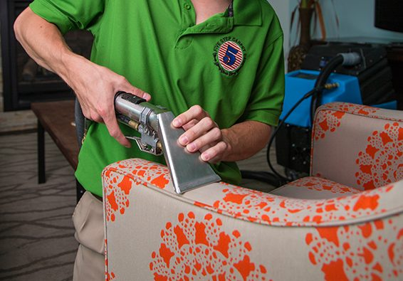upholstery cleaning rental