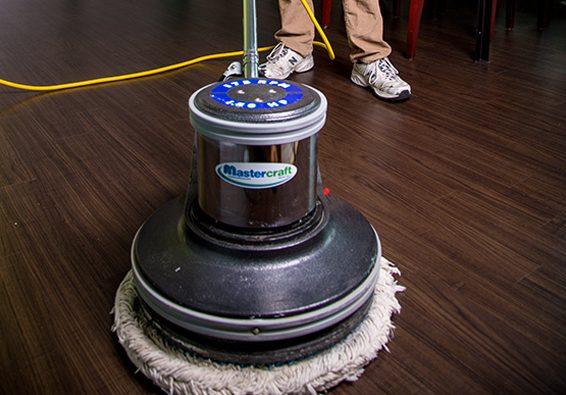 Asheville hardwood floor cleaning