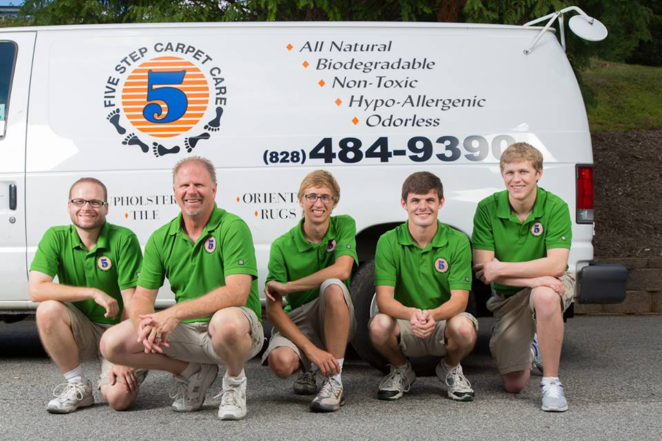 green carpet cleaners in asheville