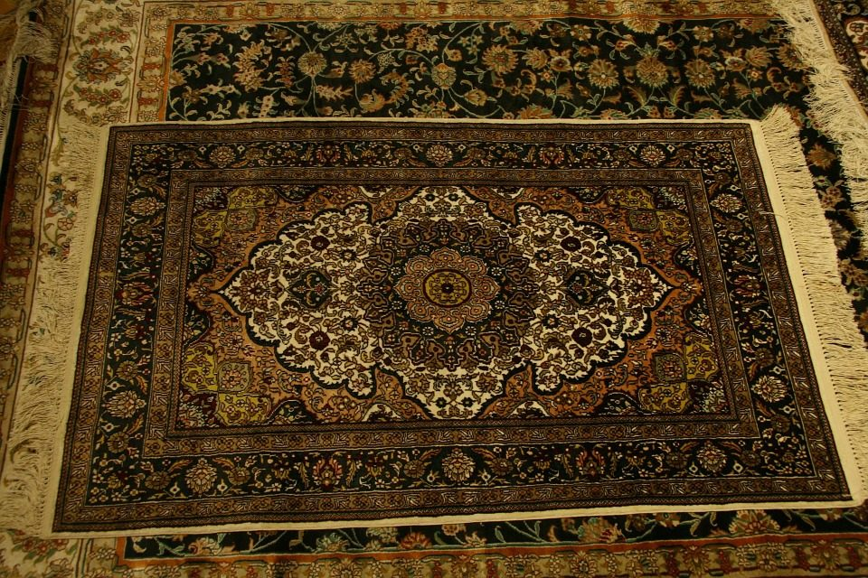 spring cleaning rugs