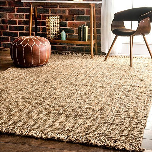 natural fiber rug option