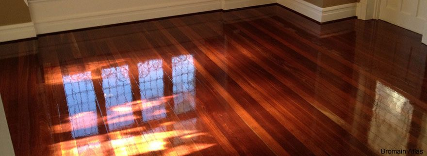 hardwood floor cleaning and polishing