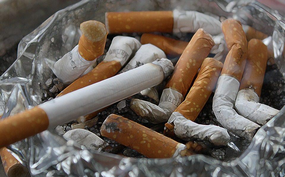cigarette smoke odor removal