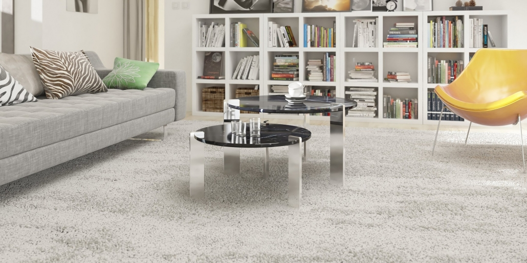prepare for carpet cleaning